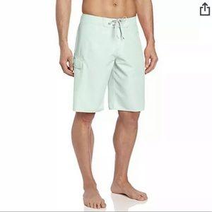 Quiksilver Crushing Mint Board Shorts Size 38